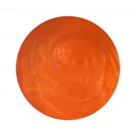 Farebný UV gél Orange pearl