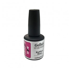 Rubber Base Gellak Clear 15ml