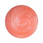Farebný UV gél Peach pearl